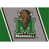 Milliken 5-ft 4-in x 7-ft 8-in Marshall University Area Rug