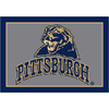 Milliken 2-ft 8-in x 3-ft 10-in Rectangular NCAA Pittsburgh Panthers Accent Rug