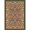Milliken Halkara Multicolor Rectangular Indoor Tufted Throw Rug (Common: 2 x 4; Actual: 24-in W x 46-in L)