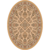 Milliken 7-ft 8-in x 10-ft 9-in Gold Halkara Area Rug