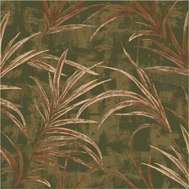 Milliken Rain Forest Multicolor Square Indoor Tufted Area Rug (Common: 8 x 8; Actual: 91-in W x 91-in L)