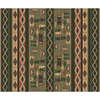 Milliken 10-ft 9-in x 13-ft 2-in Autumn Forest Wild Ruins Area Rug