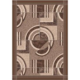 Milliken Modernes Multicolor Rectangular Indoor Tufted Throw Rug (Common: 3 x 4; Actual: 32-in W x 46-in L)