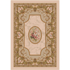 Milliken Montfluer 32-in x 46-in Rectangular Gold Accent Rug