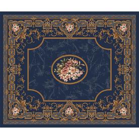 Milliken Montfluer Multicolor Rectangular Indoor Tufted Area Rug (Common: 10 x 13; Actual: 129-in W x 158-in L)