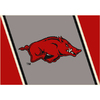 Milliken 2-ft 8-in x 3-ft 10-in Rectangular NCAA Arkansas Razorbacks Accent Rug