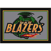 Milliken 2-ft 8-in x 3-ft 10-in Rectangular NCAA UAB Blazers Accent Rug