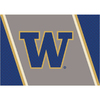 Milliken 3-ft 10-in x 5-ft 4-in University of Washington Area Rug