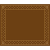Milliken 10-ft 9-in x 13-ft 2-in Nutmeg II Royalty Area Rug