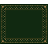 Milliken 10-ft 9-in x 13-ft 2-in Olive II Royalty Area Rug