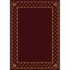 Milliken 7-ft 8-in x 10-ft 9-in Garnet II Royalty Area Rug