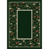 Milliken Appalachia 64-in x 46-in Rectangular Green Transitional Area Rug