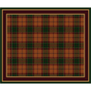Milliken Stratford Rectangular Green Transitional Tufted Area Rug (Common: 10-ft x 13-ft; Actual: 10.75-ft x 13.16-ft)