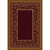 Milliken Laurel Rectangular Red Transitional Tufted Area Rug (Common: 5-ft x 8-ft; Actual: 5.33-ft x 7.66-ft)