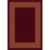 Milliken Abbott Multicolor Rectangular Indoor Tufted Area Rug (Common: 5 x 8; Actual: 64-in W x 92-in L)