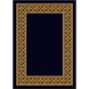 Milliken Abbott Multicolor Rectangular Indoor Tufted Area Rug (Common: 4 x 6; Actual: 46-in W x 64-in L)