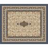 Milliken Tiraz Multicolor Rectangular Indoor Tufted Area Rug (Common: 10 x 13; Actual: 129-in W x 158-in L)