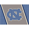 Milliken 2-ft 8-in x 3-ft 10-in Rectangular NCAA North Carolina Tar Heels Accent Rug