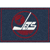 Milliken 2-ft 8-in x 3-ft 10-in Rectangular NHL Winnipeg Jets Accent Rug