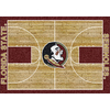 Milliken 5-ft 4-in x 7-ft 8-in Rectangular Florida State University Area Rug