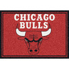 Milliken 5-ft 4-in x 7-ft 8-in Chicago Bulls NBA Area Rug