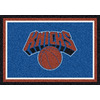 Milliken 2-ft 8-in x 3-ft 10-in Rectangular NBA New York Knicks Accent Rug