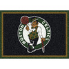 Milliken 2-ft 8-in x 3-ft 10-in Rectangular NBA Boston Celtics Accent Rug