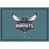 Milliken 2-ft 8-in x 3-ft 10-in Rectangular NBA Charlotte Bobcats Accent Rug