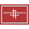 Milliken 2-ft 8-in x 3-ft 10-in Rectangular NBA Houston Rockets Accent Rug