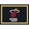 Milliken 2-ft 8-in x 3-ft 10-in Rectangular NBA Miami Heat Accent Rug