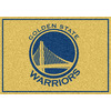 Milliken 2-ft 8-in x 3-ft 10-in Rectangular NBA Golden State Warriors Accent Rug
