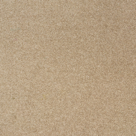 Milliken 19-5/8-in x 19-5/8-in Shaving Cream Textured Carpet Tile 545029512900