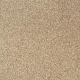 Milliken 19-5/8-in x 19-5/8-in Shaving Cream Textured Carpet Tile 545029512900