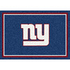 Milliken 5-ft 4-in x 7-ft 8-in New York Giants NFL Spirit Area Rug