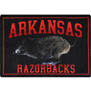 Joy Carpets 2-ft 8-in x 3-ft 10-in Rectangular NCAA Arkansas Razorbacks Accent Rug