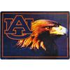 Joy Carpets 2-ft 8-in x 3-ft 10-in Rectangular NCAA Auburn Tigers Accent Rug
