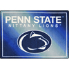 Joy Carpets 2-ft 8-in x 3-ft 10-in Rectangular NCAA Penn State Nittany Lions Accent Rug