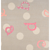 Joy Carpets Playful Patterns Pink Cut and Loop Indoor Carpet