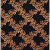 Joy Carpets Any Day Matinee Black Cut and Loop Indoor Carpet
