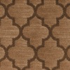 STAINMASTER Spice Brown Nylon Fashion Forward Carpet Sample
