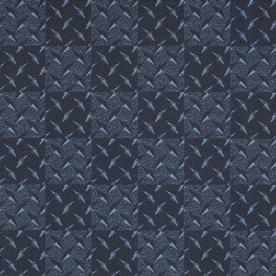 Joy Carpets 5-Pack 39.4-in x 39.4-in Diamond Plate Cut and Loop Peel-and-Stick Carpet Tile