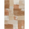 Milliken Mix and Mingle 64-in x 92-in Rectangular Cream/Beige/Almond Transitional Area Rug
