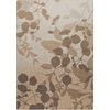 Milliken Mix and Mingle 92-in x 129-in Rectangular Cream/Beige/Almond Floral Area Rug
