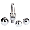 Reese Chrome Interchangeable Hitch Ball