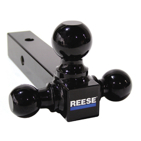 Reese 1-7/8-in x 2-5/16-in Tri-Ball Draw Bar