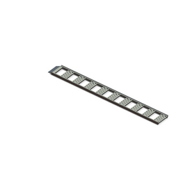 Reese 1-ft x 6-1/2-ft 1250-lb Capacity Aluminum Loading Ramp