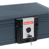 First Alert 0.19 Cu. Ft. Waterproof and Fire-Resistant Safe