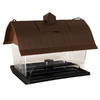 Garden Treasures 8.25-in H x 10.5-in W x 7.5-in D Brown Bird House