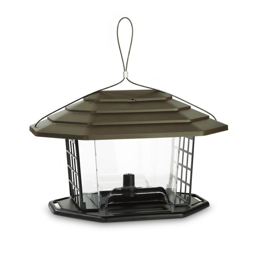 Enlarged image for Plastic bird feeders