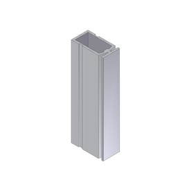 "BetterBilt 60"" Bronze Aluminum Mull Kit"